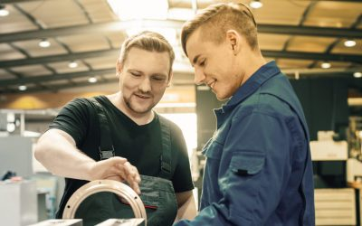 Lehre als Metallbautechniker (m/w/d)